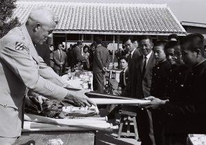 1957年6月5日 高等弁務官制施行